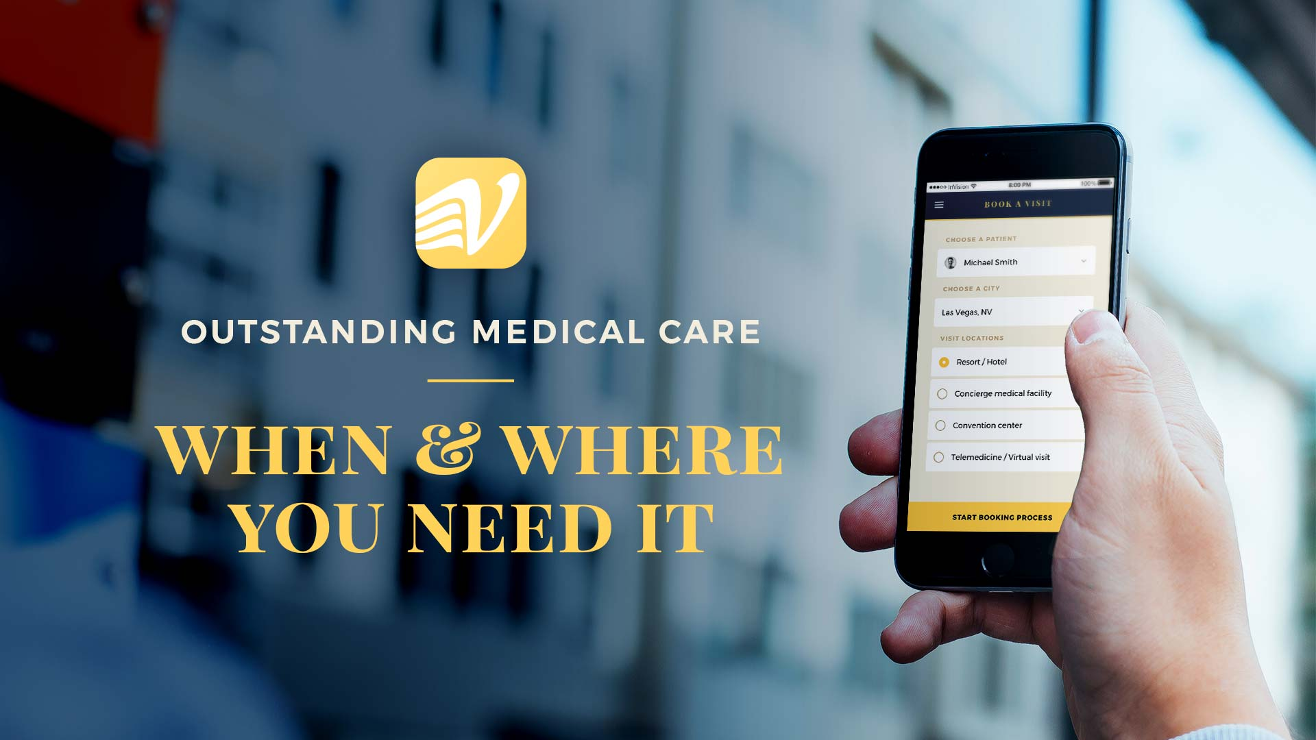 Outstanding Medical Care When & Where You Need It